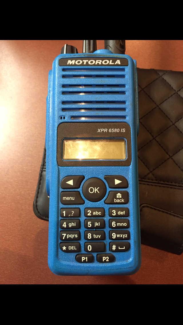 Motorola XPR series